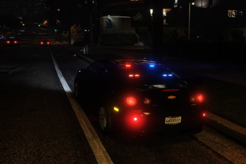 Chevy Cobalt SS Unmarked Police [Add-On | Template | Unlocked | ELS]