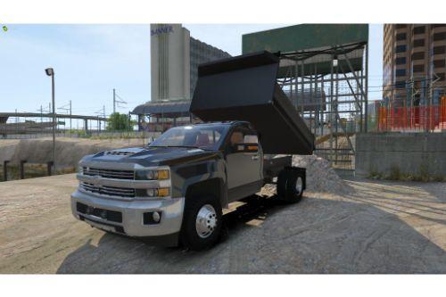Chevrolet Duramax Dump [Replace / FiveM]