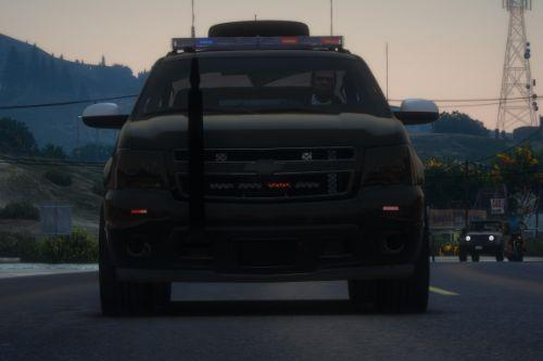 Chevrolet Tahoe Armored  [Add-On | Template]