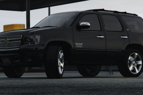 Chevrolet Tahoe LTZ+LT Texas Edition2014 [Add-On  | Unlocked]