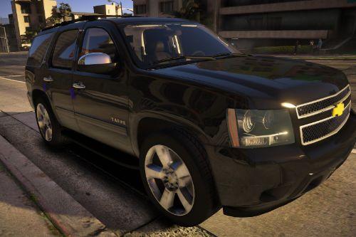 Chevrolet Tahoe LTZ 2014 [ Addon| Unlocked]