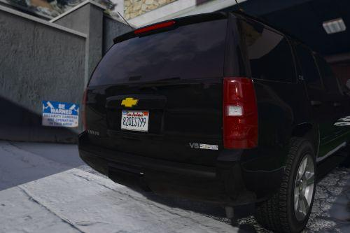 Chevrolet Tahoe LTZ 2014 With extra [ Replace | Unlocked]