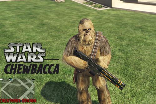 Chewbacca HD add-on
