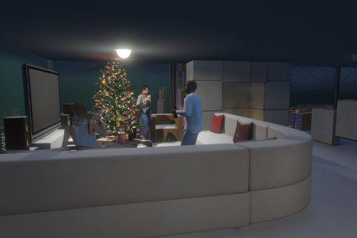 Chicago Penthouse and Christmas Party (Chicago Map by EncryptedReality) [MapEditor]