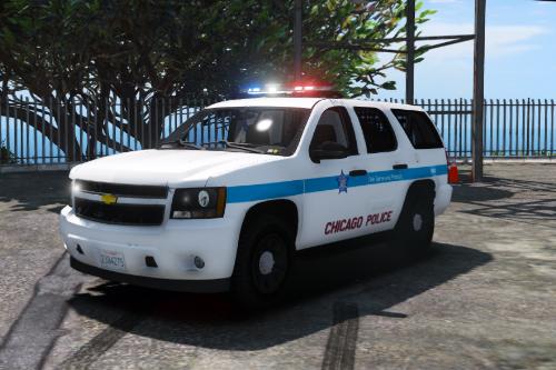 Chicago Police Car | ELS