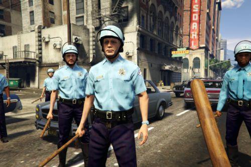 Chicago Riot Police - 1968 Democratic Convention
