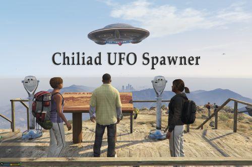 Chiliad UFO Spawner
