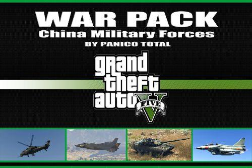 8517e2 war pack china military forces