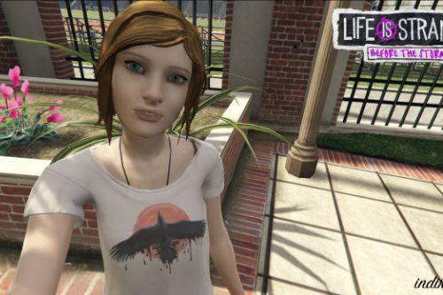 Chloe Price from Life Is Strange: Before the Storm