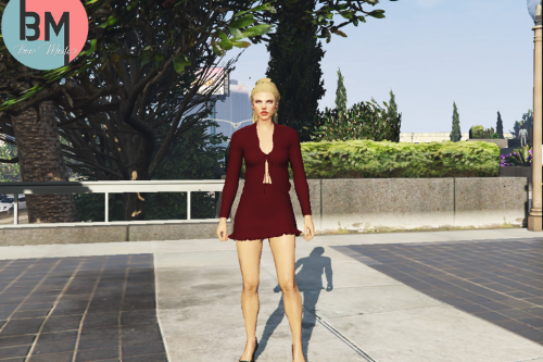 Chloe Skirt for MP Female