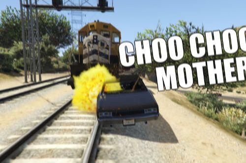 Choo Choo Motherf- Train Horn