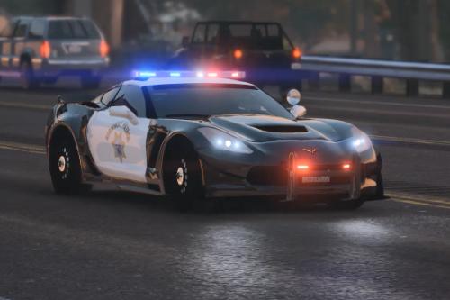 CHP 2015 Chevrolet Corvette [ELS]