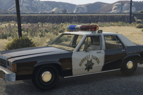 CHP Crown Victoria LTD 1987
