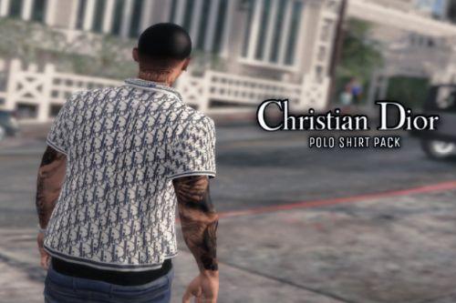 Christian Dior Polo Shirt Pack MP Male