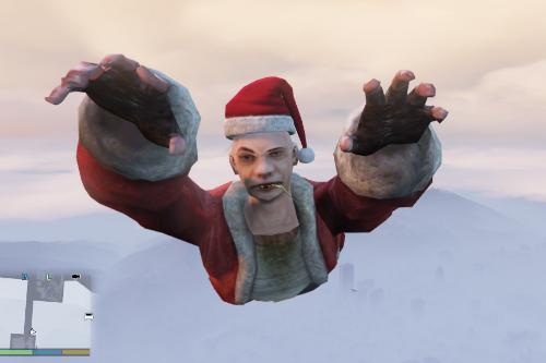 MERRY CHRISTMAS [El tio gilipollas] SANTA CLAUS