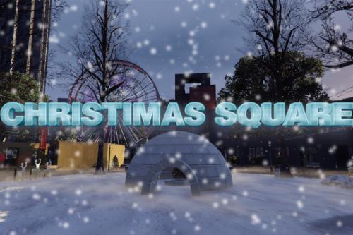 Christmas Square [SP | OIV / FiveM]