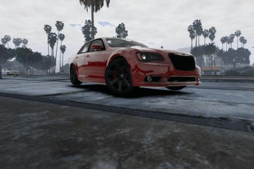 Chrysler 300 SRT8 2012 [Add-On / FiveM]
