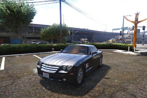 Chrysler Crossfire 2007 [Add-On / Replace]