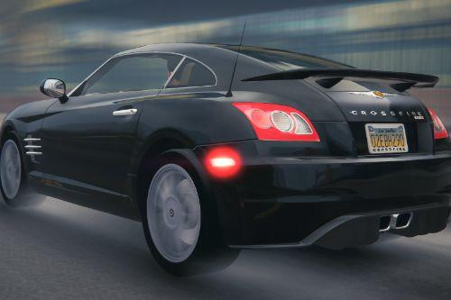 Chrysler Crossfire SRT-6 2005 [Add-On | Lods | Tuning | Template]