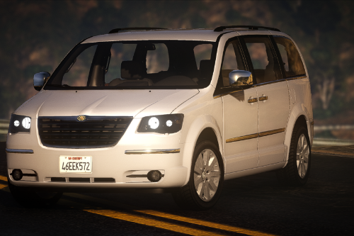 Chrysler Voyager 2010 [Add-On]