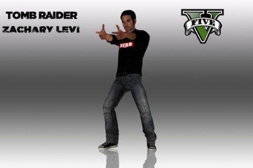 Zachary Levi [Add-On]