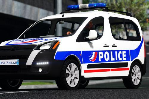 Citroën Berlingo Police Nationale [Replace | ELS]