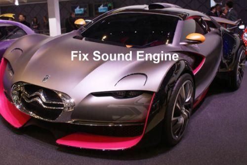 Citroën Survolt (Add-On) Engine Sound Fix