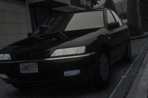 Citroën Xantia [Add-On | Unlocked ]
