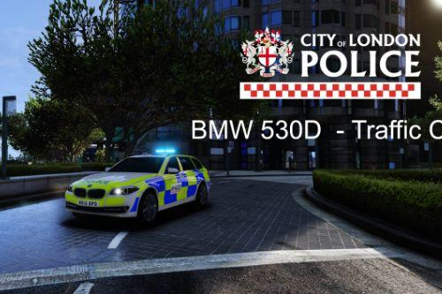 City Of London 4k -  BMW 530d