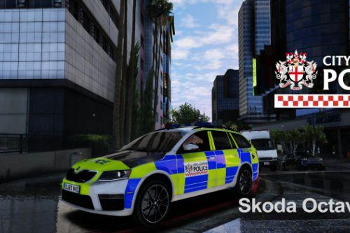 City Of London 4k - Skoda Octavia
