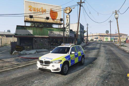 City of London Police BMW X5 skin [ELS]