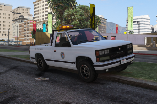 Liveries for SASP Utility Truck