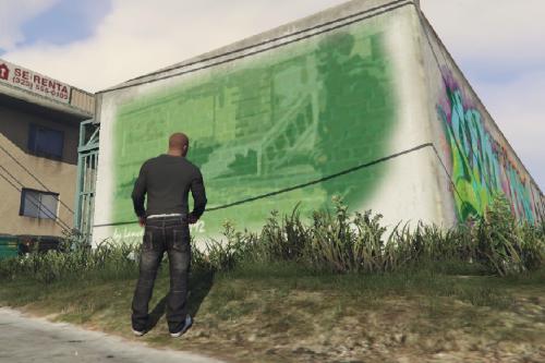 Cj Graffiti