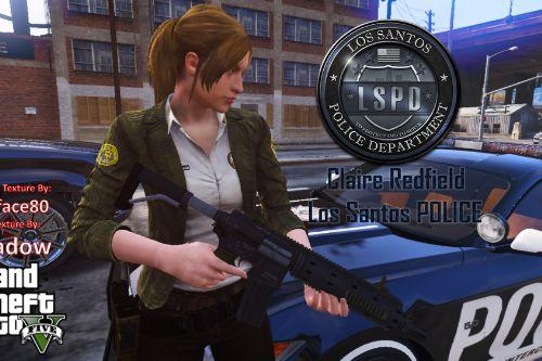 Claire Redfield LS Police
