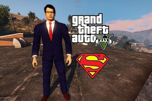 Clark Kent (Superman) Retexture