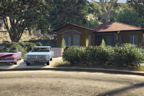 Classic American House  [MapEditor / Menyoo]