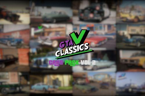 Classic Cars Pack Vol-2 [Add-On]