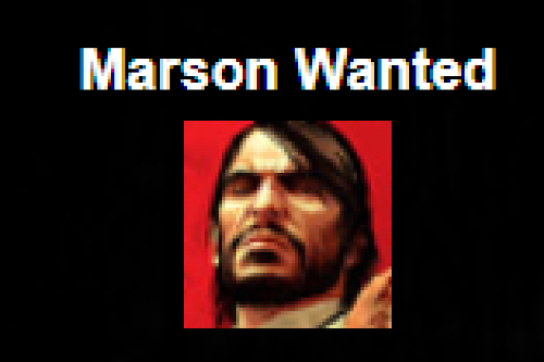 marson wanted