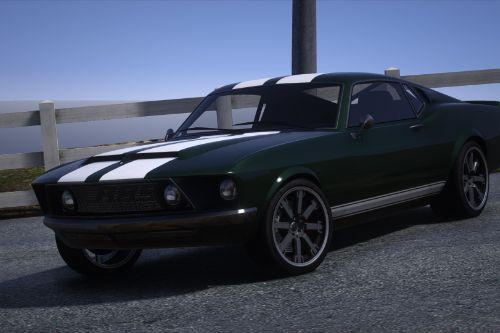 Kanto Shenanigans Drift Dominator GTT [Add-On | LODs | Handling]