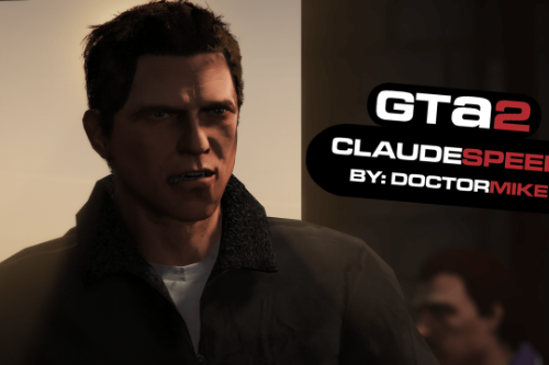 Claude Speed (GTA 2: The Movie)