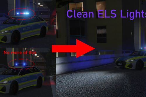 Clean ELS lights