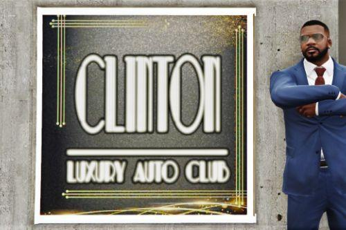 Clinton Luxury Auto Club (Franklin's Dealership)