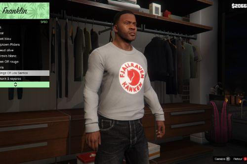 Clothes for Franklin