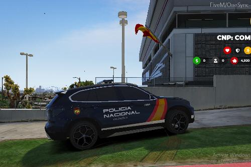 CNP BMW X1 [ELS]