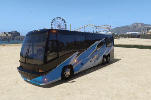 Coach RV/Motorhome [Add-On | Enterable Interior]