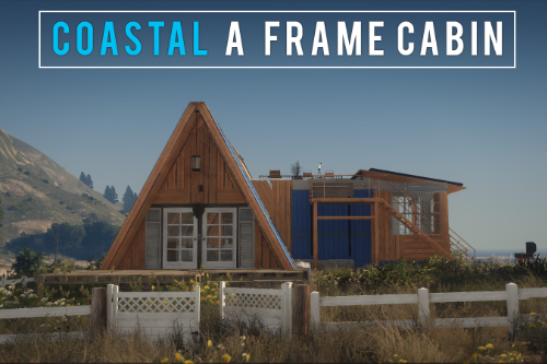 Coastal - A Frame Cabin [Menyoo]