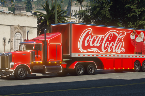 Coca-Cola Truck [Add-On]