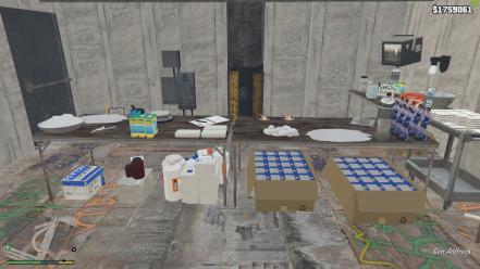 Cocaine Laboratory [YMAP / FiveM]