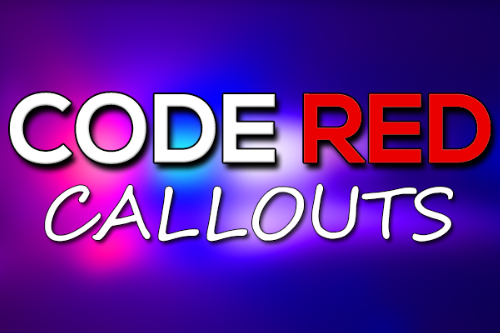 2dbbad code red callouts