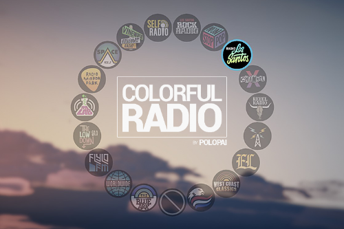 Colorful Radio